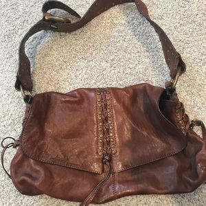 Brown Kooba Shoulder Bag